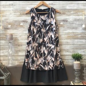 The Limited A Line floral dress